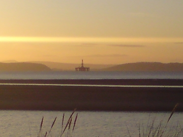 View towards Cromarty
